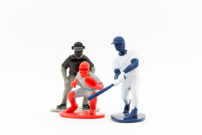 野球フィギュア